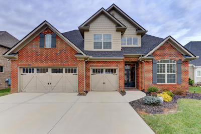 Knoxville Single Family Home For Sale: 12182 Inglecrest Lane