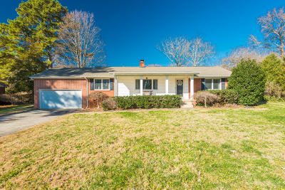 Knoxville TN Single Family Home For Sale: $234,700