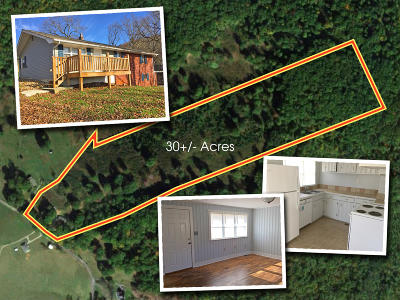 Jefferson County Single Family Home For Sale: 1720 Quarry Rd
