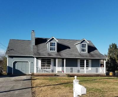 Knoxville Single Family Home For Sale: 617 Blackburn Drive