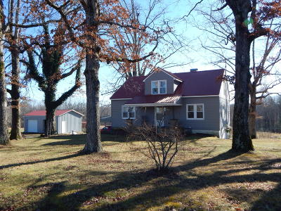 Single Family Home For Sale: 873 W Creston Rd