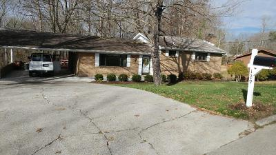 Anderson County Single Family Home For Sale: 129 Cumberland View Drive
