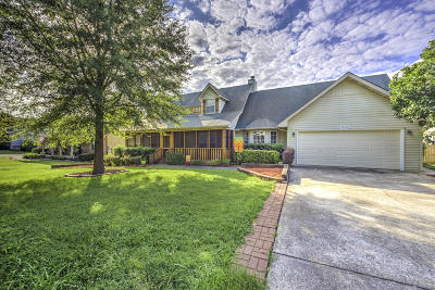 Maryville Single Family Home For Sale: 1904 Crest Rd