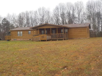 Rutledge TN Single Family Home For Sale: $179,900