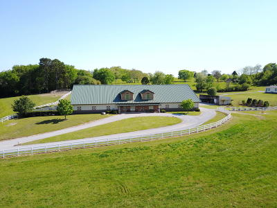 Loudon County Single Family Home For Sale: 13500 Vonore Rd