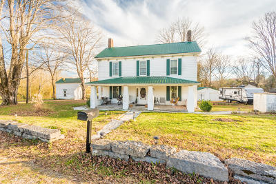 Lafollette Single Family Home For Sale: 526 Old Middlesboro Hwy