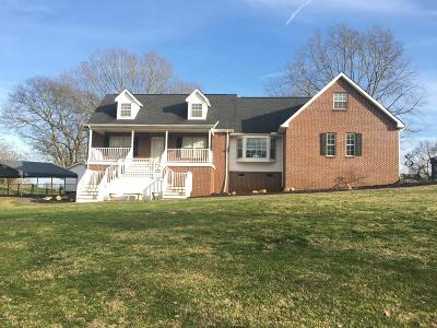 Loudon Single Family Home For Sale: 625 Club Drive