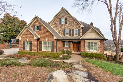 Knoxville Single Family Home For Sale: 1008 Golf View Lane