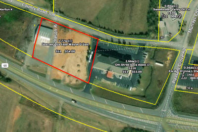 Sweetwater Residential Lots & Land For Sale: Highway 68 Old & New