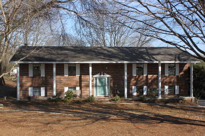 Lenoir City Single Family Home For Sale: 1950 Mountain View Rd
