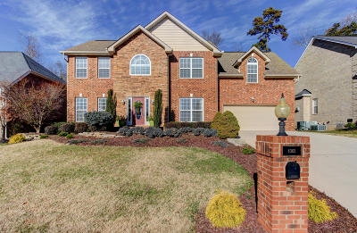 Knoxville Single Family Home For Sale: 8365 Harbor Cove Drive