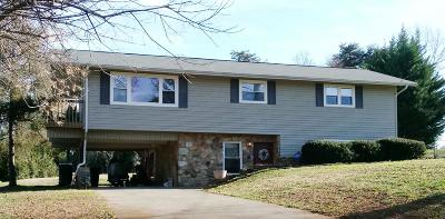Maryville Single Family Home For Sale: 1013 Oxford Hills Drive