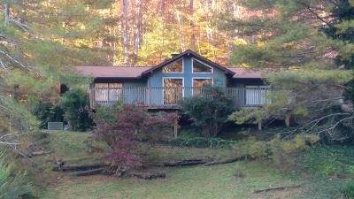 Heiskell Single Family Home For Sale: 562 Pumpkin Hollow Rd