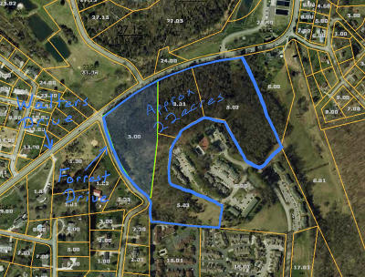 Hamblen County Residential Lots & Land For Sale: Walters Drive