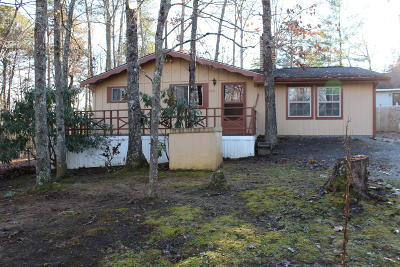 Tallassee Single Family Home For Sale: 5721 S Hilltop Drive