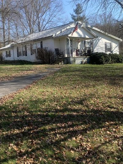 Andersonville, Maynardville, Speedwell, Sharps Chapel Single Family Home For Sale: 397 Price Dr Drive