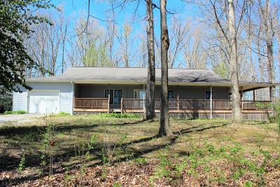Single Family Home For Sale: 815 Potato Farm Rd