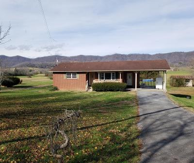 Single Family Home Sold: 564 Town Creek Rd