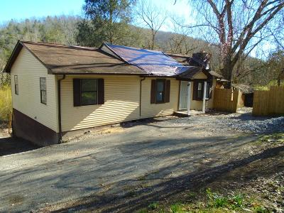 Powell Single Family Home For Auction: 8912 Childress Rd