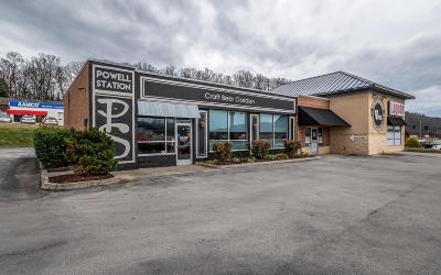 Knoxville Commercial For Sale: 102 Stekoia Lane