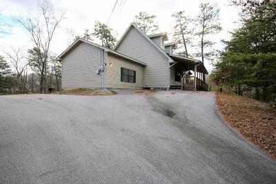 Sevier County Single Family Home For Sale: 847 Lloyd Huskey Rd