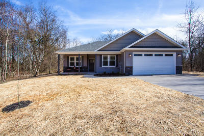 Loudon TN Single Family Home For Sale: $292,500