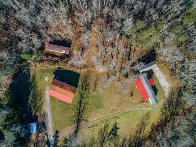 Crossville Single Family Home For Sale: 671 & 673 Carter Town Rd