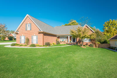 Knoxville Single Family Home For Sale: 5704 Rhyne Cove Lane