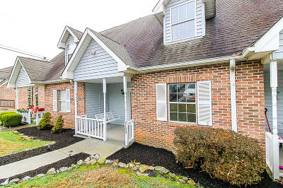 Knoxville Condo/Townhouse For Sale: 2103 Silverbrook Drive