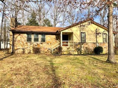 Crossville Single Family Home For Sale: 243 St George Drive