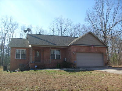 Crossville Single Family Home For Sale: 8062 Delaware Drive