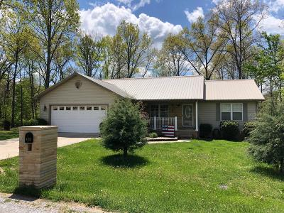 Crossville Single Family Home For Sale: 8138 Chief Red Cloud Drive