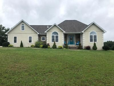 Crossville Single Family Home For Sale: 1771 Clear Creek Rd