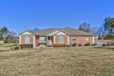 Madisonville Single Family Home For Sale: 114 Legacy Drive