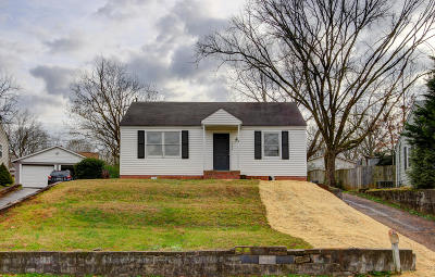 Knoxville Single Family Home For Sale: 3100 S Haven Rd
