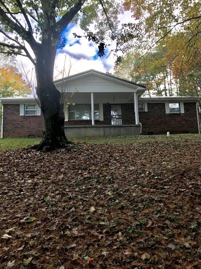 Harrogate TN Single Family Home For Sale: $162,900