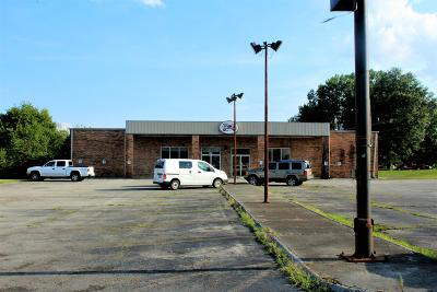 Blount County Commercial For Sale: 2808 E Lamar Alexander Pkwy