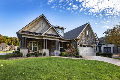 Knoxville Single Family Home For Sale: 11200 Matthews Cove Lane