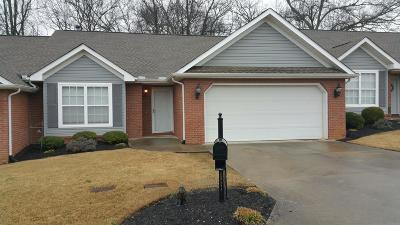 Knoxville TN Condo/Townhouse For Sale: $262,000
