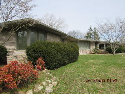 Knoxville Single Family Home For Sale: 4821 Tazewell Pike