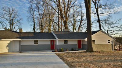 Knoxville Single Family Home For Sale: 4432 Exemouth Drive