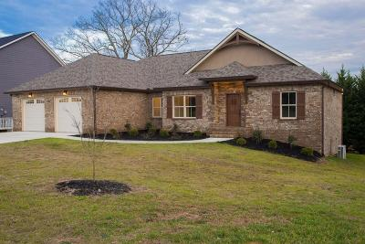 Blount County Single Family Home For Sale: 1209 Chancellors Court