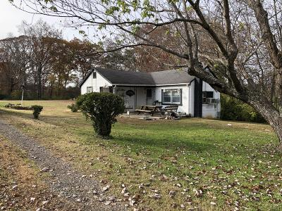 Maryville Single Family Home For Sale: 144 County Farm