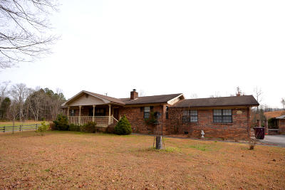 Single Family Home For Sale: 344 County Road 189