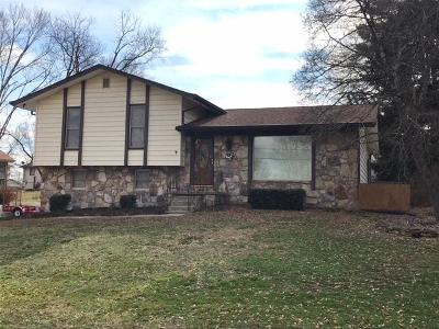 Powell Single Family Home For Sale: 7781 Cranley Rd