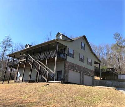 Crossville Single Family Home For Sale: 1972 Claysville Rd