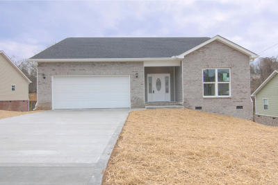 Knoxville Single Family Home For Sale: 2726 Chukar Rd