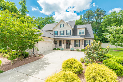 Knoxville Single Family Home For Sale: 1470 Turning Leaf Lane