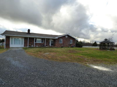 Crossville Single Family Home For Sale: 139 S Sycamore Lane