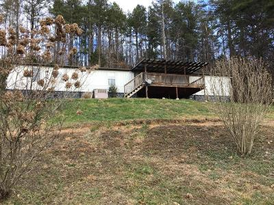 New Tazewell Single Family Home For Sale: 482 Chumley Rd